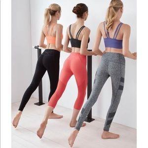 Zella black yoga pants XS